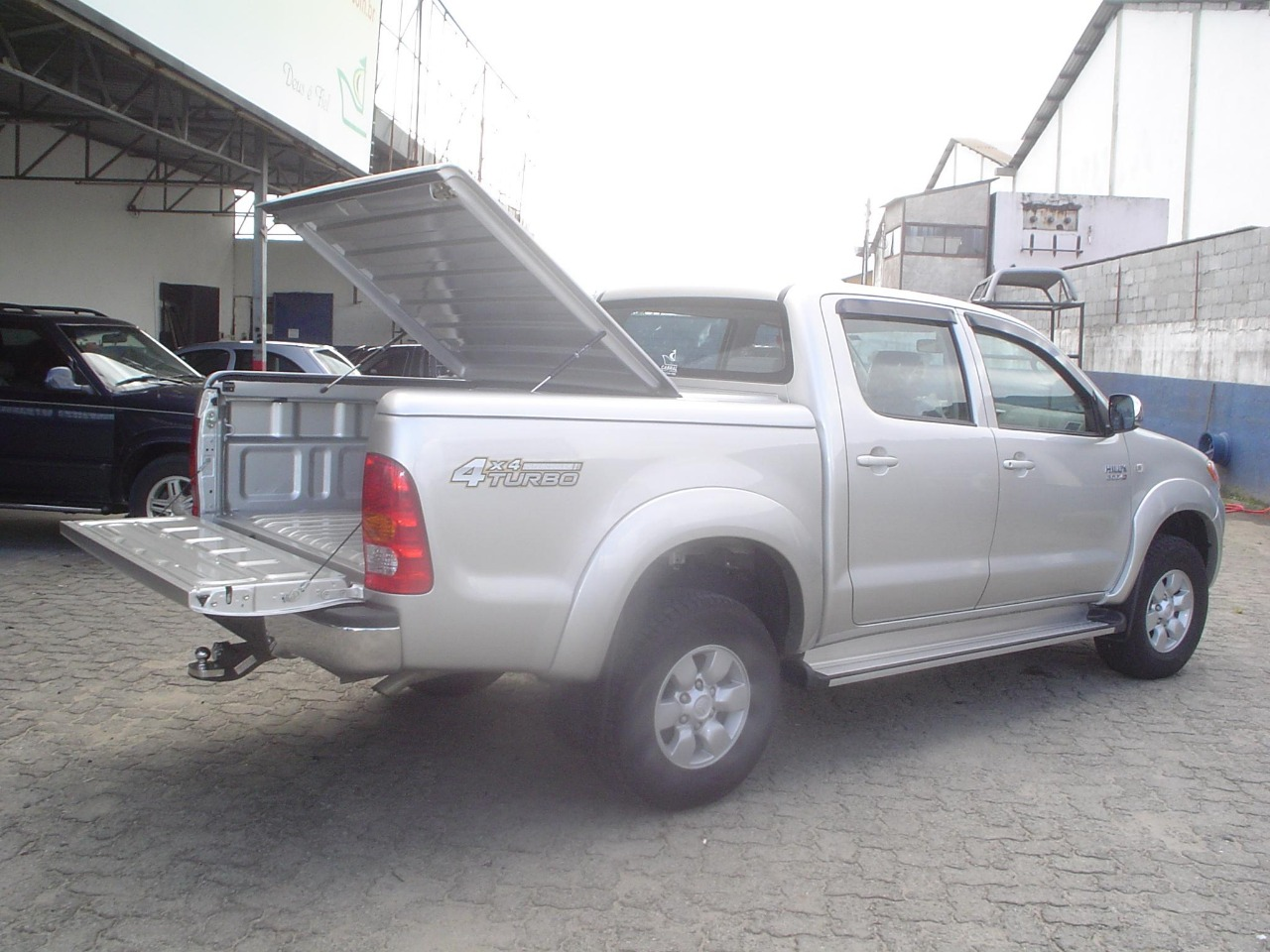 HILUX CABINE DUPLA 2005 A 2015